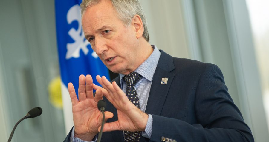 Ministre André Lamontagne